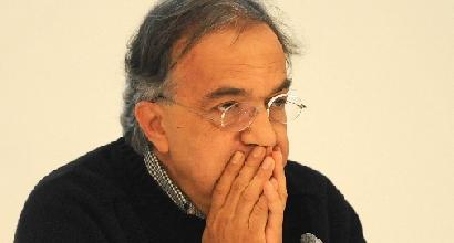 Marchionne, foto IPP