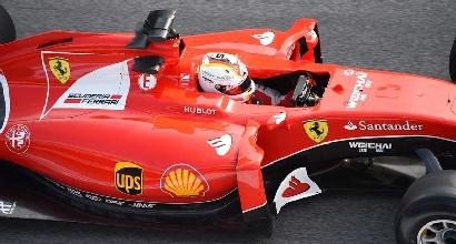 F1: Ferrari da seconda fila, sfida con Red Bull e Williams
