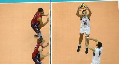 Volley, foto Twitter