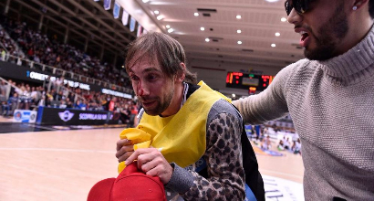 Basket, All Star Game: trionfa Dan Peterson, Poeta ferito da Lockett