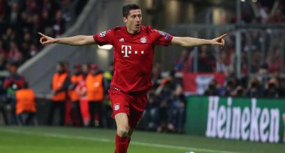 #Bundesliga - Bayern Monaco, ag. Lewandowski: