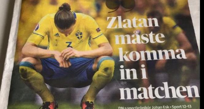 Dagens Nyheter, Foto da Twitter