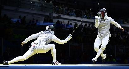 Rio: Judo, Basile in semifinale nei 66kg