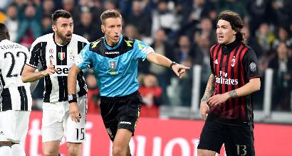 Juventus-Milan, intimidazioni all'arbitro Massa: indagine in corso
