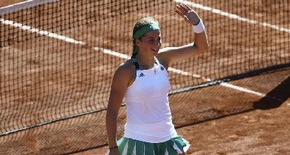 Roland Garros: la finale del torneo femminile è Ostapenko-Halep