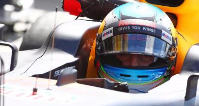 """F1 Ungheria, Ricciardo: """"Con questi aggiornamenti andiamo forte"""""""