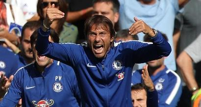 Riparte la Premier League. Esordio disastroso per Conte