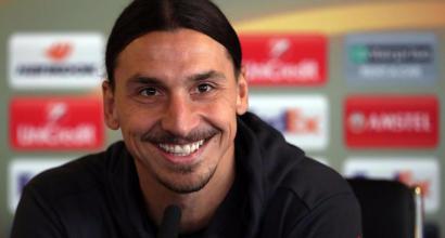 Zlatan Ibrahimovic (LaPresse)