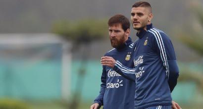 Argentina: Higuain, Icardi o Dybala? Sampaoli ha deciso