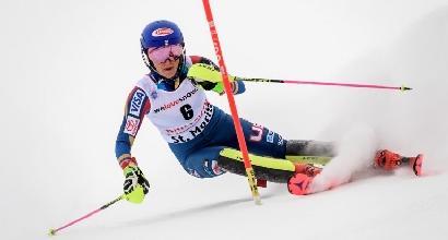 Sci, annullata la combinata donne di St. Moritz