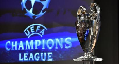 Champions League, il sorteggio degli ottavi: Juve-Tottenham e Roma-Shakhtar