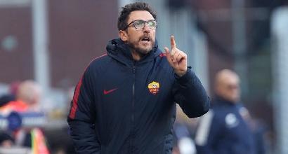 La Roma sfida la Juve con una difesa da scudetto