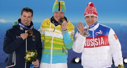 Sochi 2014, Zoeggeler dovrebbe diventare argento