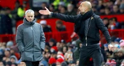 Arbitri e troppe partite, Guardiola va all'attacco con Mourinho e Wenger