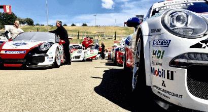 Porsche Carrera Cup Italia 2018: due generazioni di 911 e nuove competizioni