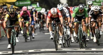Tour de France, 8a tappa: trionfa ancora Groenewegen