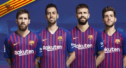 Barcellona, Lionel Messi è il nuovo capitano