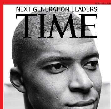 """Mbappé sulla copertina di Time: """"Vita da sogno, ma sono costretto ad essere adulto"""""""