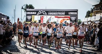 Trairunning: la LimonExtreme, Indian Summer sul Garda