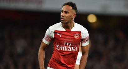 Arsenal forza 7: Aubameyang stende il Leicester