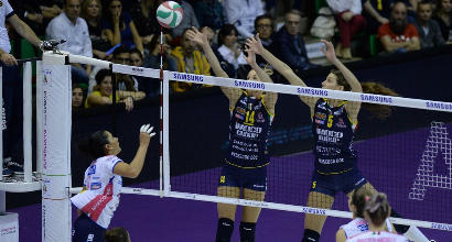 Volley, Supercoppa donne: super Conegliano, Novara ko