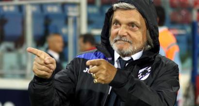 """Samp, gli ultrà a Ferrero: """"Spieghi le accuse sotto la curva"""""""
