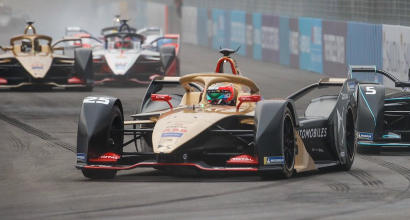 """Formula E, Vergne si rasa la testa verso Marrakech: """"Per guadagnare peso"""""""
