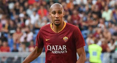 Roma, Nzonzi finisce ai box: niente Coppa Italia