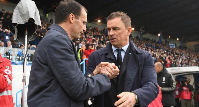 """Spal, l'orgoglio di Semplici: """"Juve B? Avevano 9 nazionali in campo"""""""