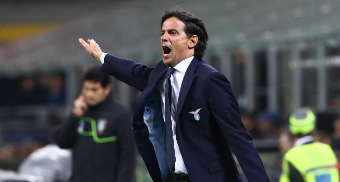 Lazio: Inzaghi, rabbia e rammarico