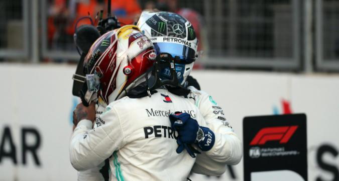 F1 Azerbaigian, Bottas dopo la pole: