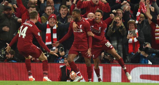 Champions League, Liverpool nella storia: terza rimonta in semifinale da un ko con tre gol di scarto