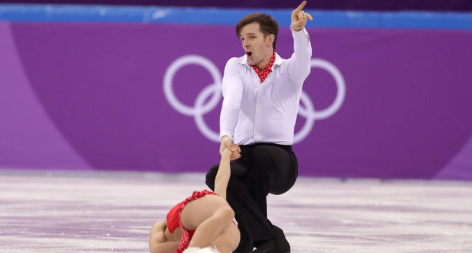Pattinaggio su ghiaccio: il MusicBox on Ice in DIRETTA STREAMING