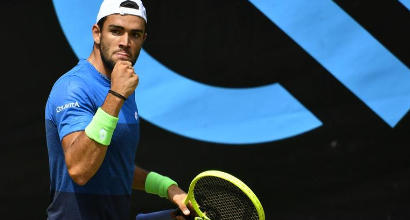 Tennis, Stoccarda: Berrettini vola in finale, Struff battuto 6-4 7-5