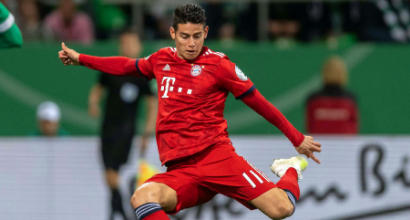 Napoli, che colpo per Ancelotti: James Rodriguez è a un passo