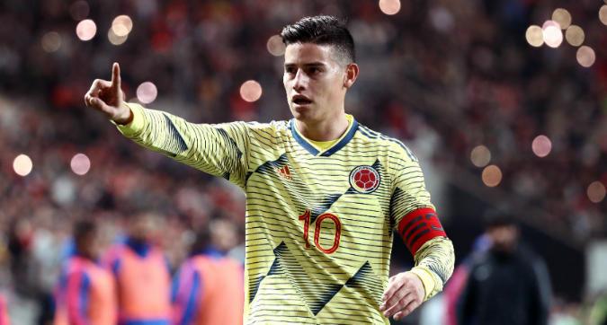 """Dalla Spagna: """"James Rodriguez a un passo dal Napoli"""""""