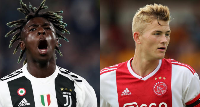 Juventus, Kean verso l'Ajax per  liberare  De Ligt. Anche Cuadrado in uscita direzione Cina