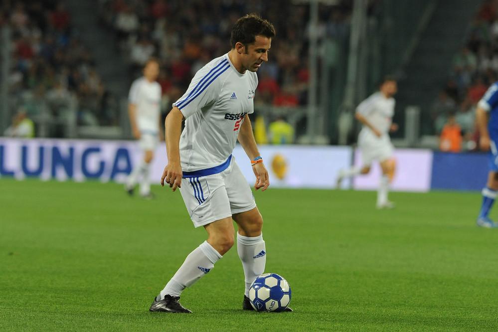 Alessandro Del Piero torna allo Juventus Stadium