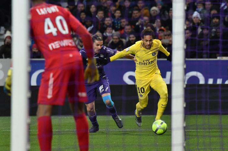 Neymar esalta il Psg: cammino record in Ligue 1