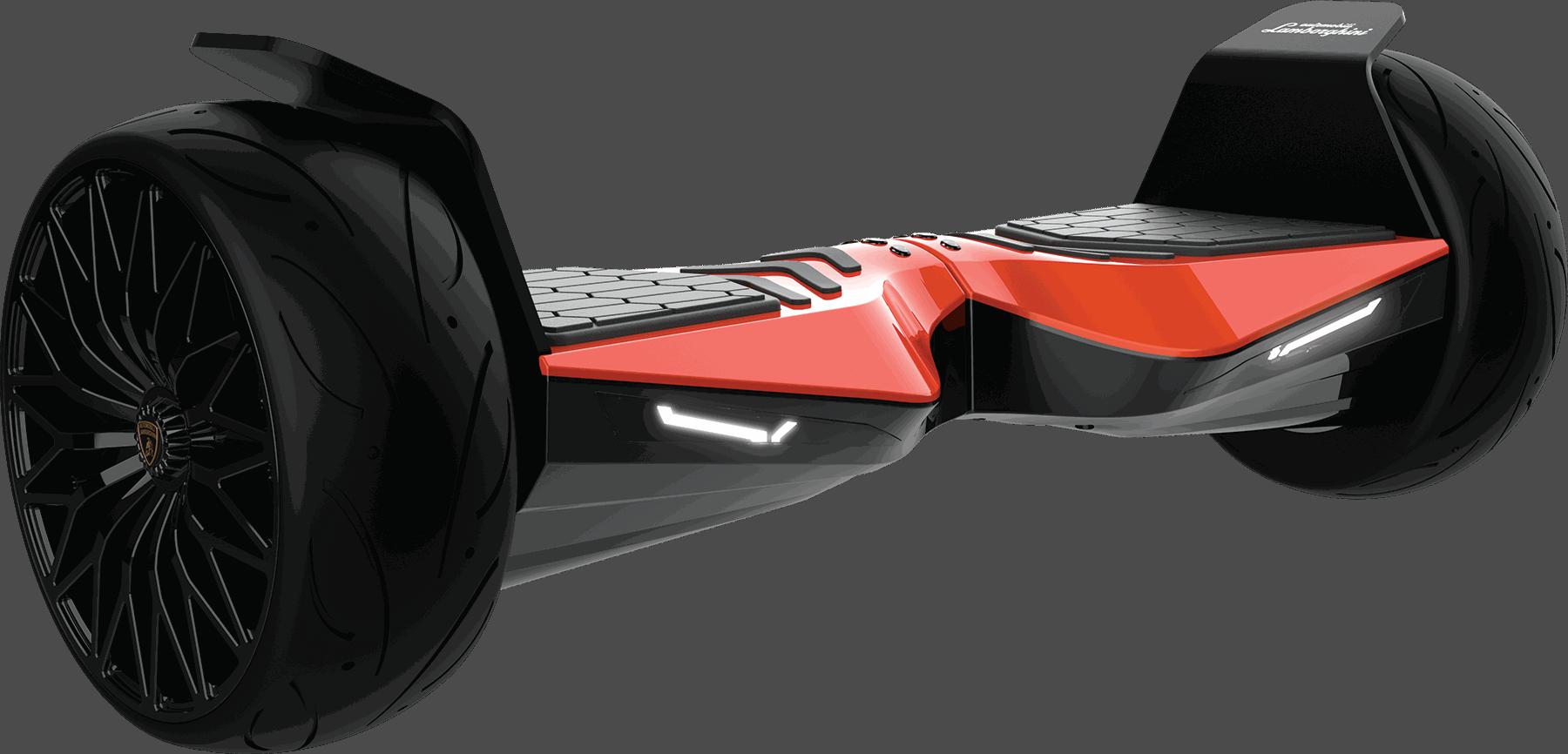 Arriva il primo hoverboard Lamborghini