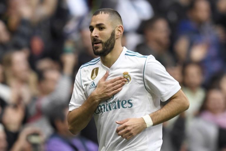 Benzema, 126 gol in Liga
