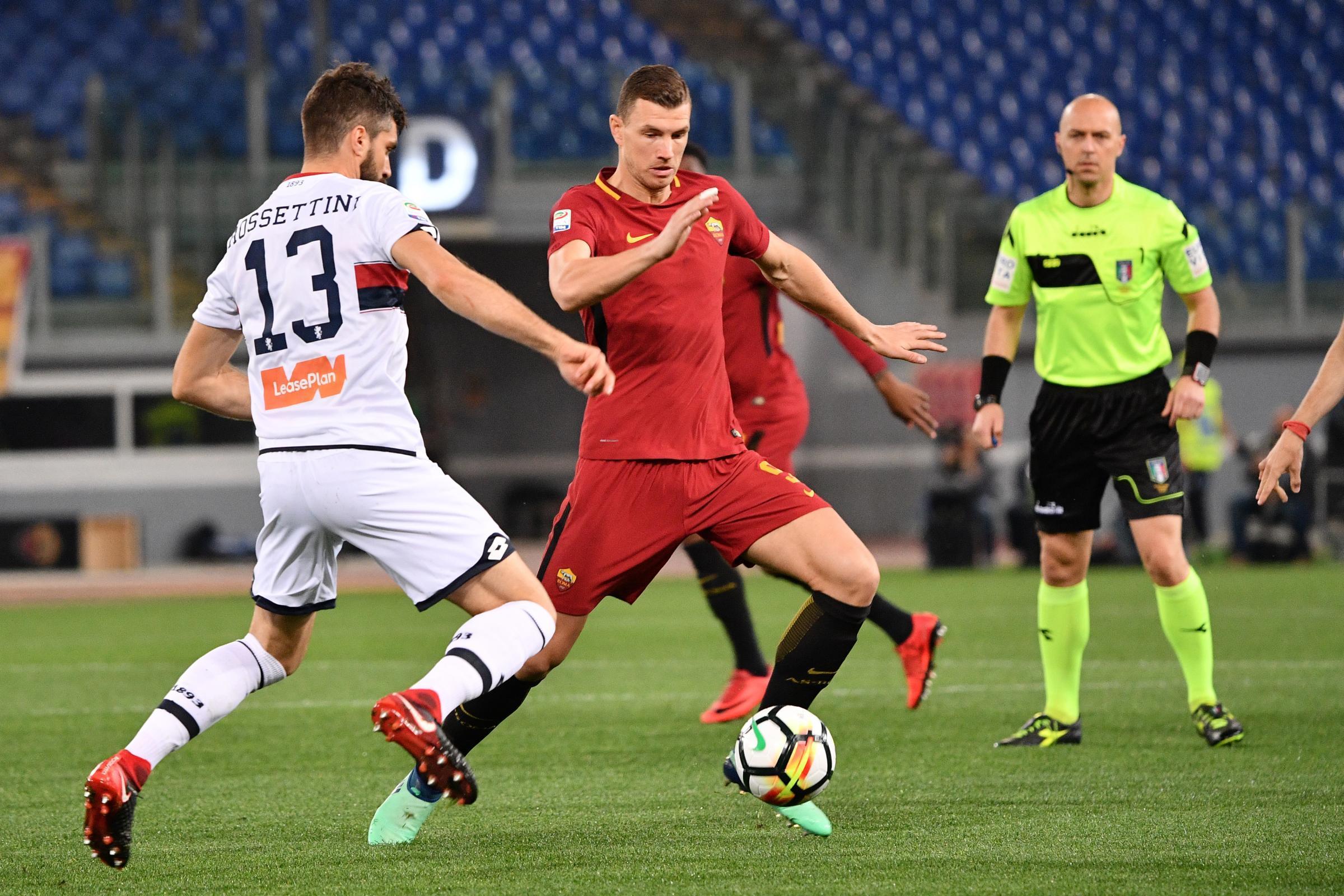 Serie A, Roma-Genoa 2-1: decidono Under e l'autogol di Zukanovic