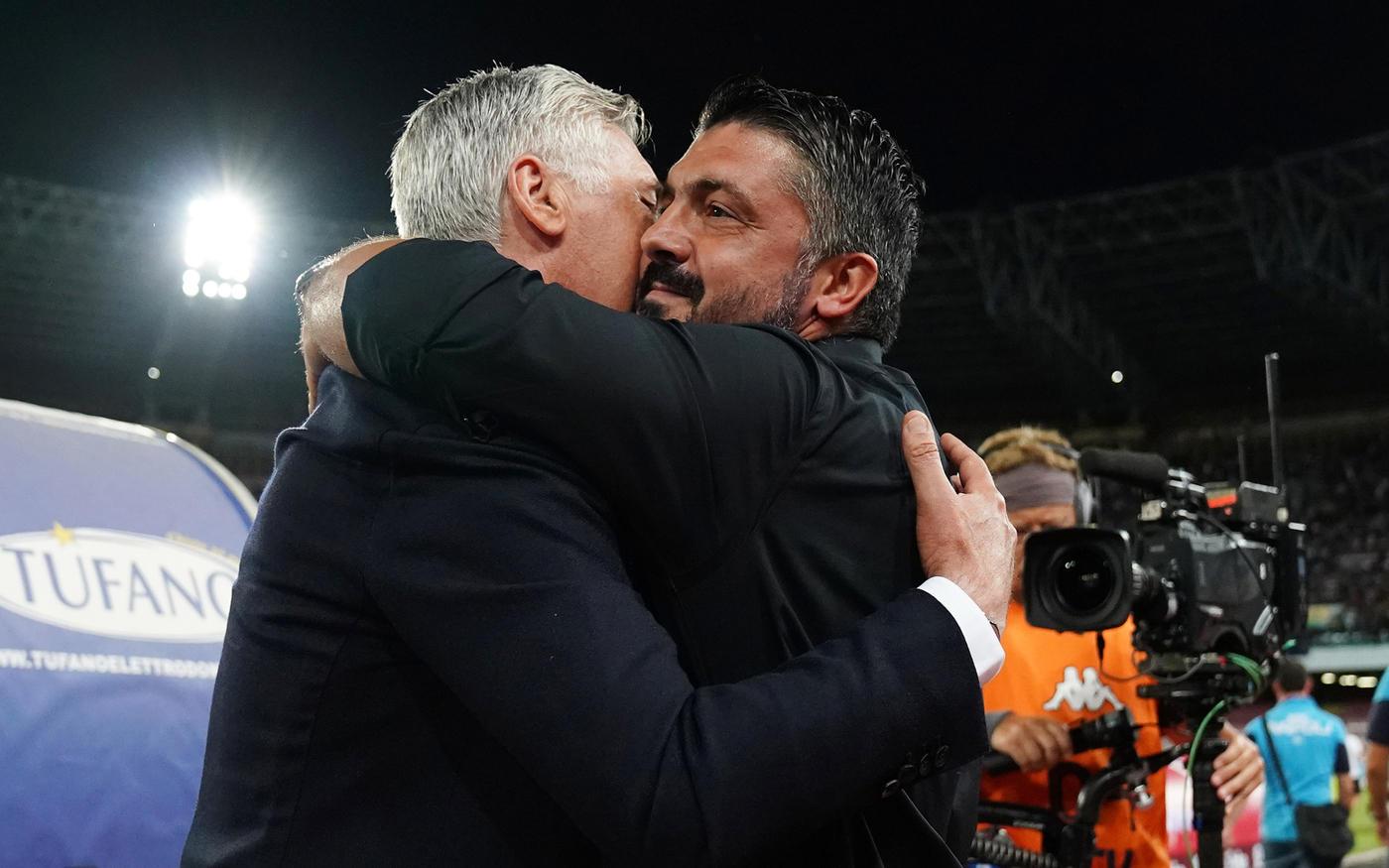 Serie A: super-rimonta del Napoli al Milan