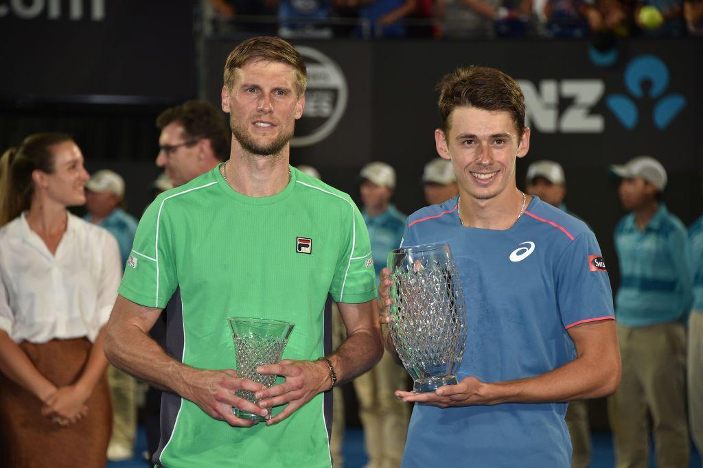 Tennis, Seppi battuto in finale a Sydney