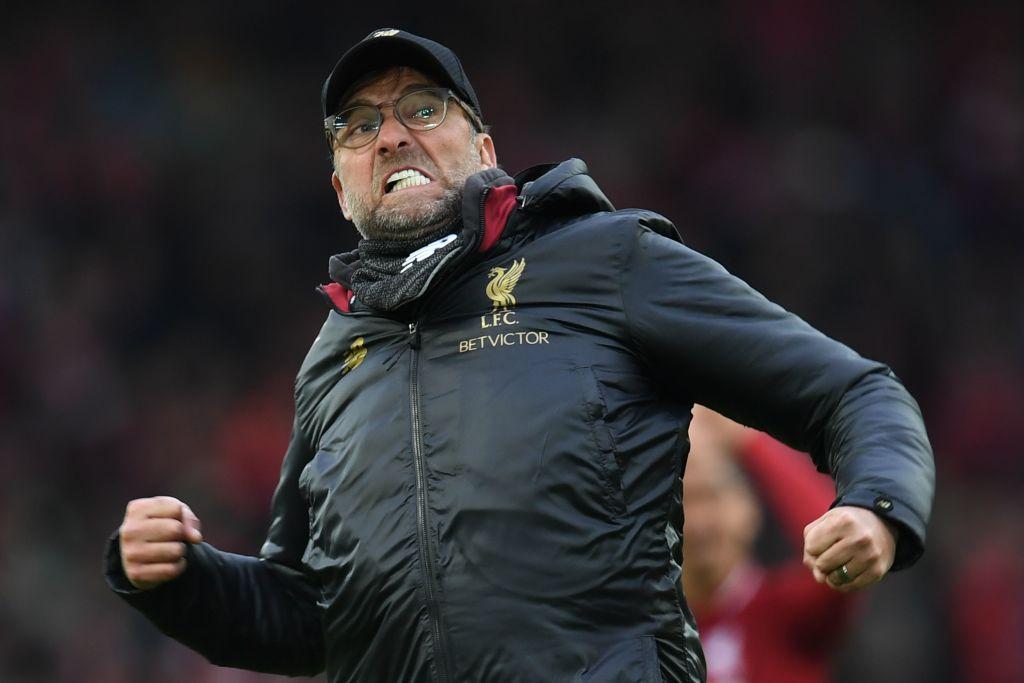 10. Jurgen Klopp (Liverpool) - 8 milioni di euro all'anno