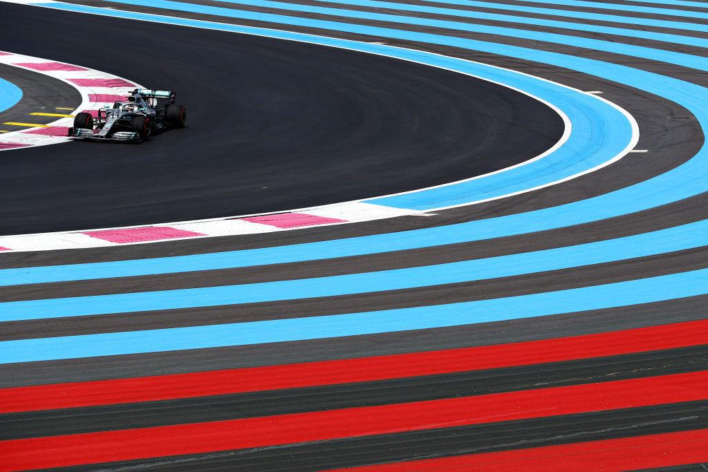 La F1 arriva in Costa Azzurra