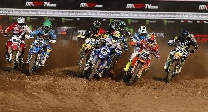 Motocross, gli orari del GP del Brasile