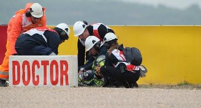 """MotoGP, Rossi rassicura: """"Sto bene, nessuna conseguenza: mi sento al 100%"""""""