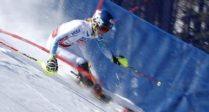 Sci, Mondiali 2015: Shiffrin super, è la regina dello slalom
