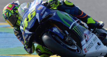 MotoGP, Mugello: libere1 condizionate dal bagnato